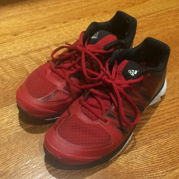 Adidas zapatos tenis poshmark venta flash rojo